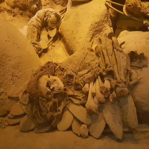 TUMBA MUSEO ANTROPOLOGÍA E HISTORIA
