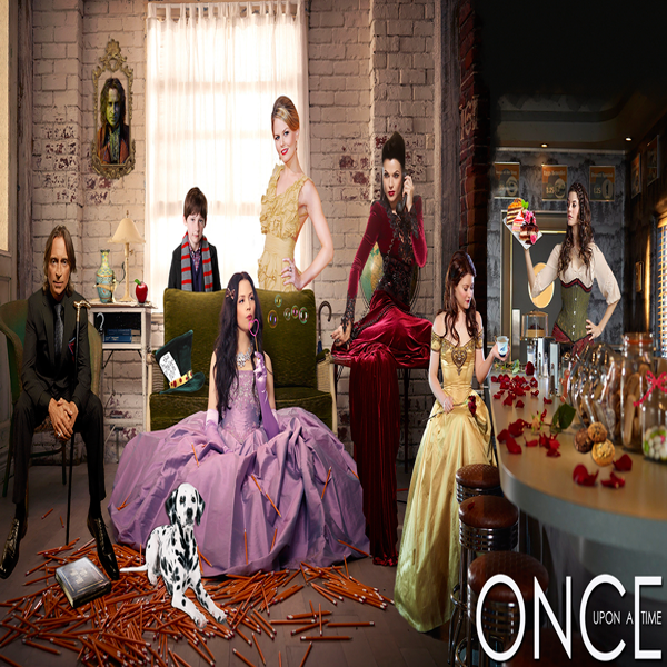 TV SHOWS - ONCE UPON A TIME 3