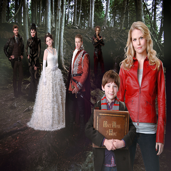 TV SHOWS - ONCE UPON A TIME