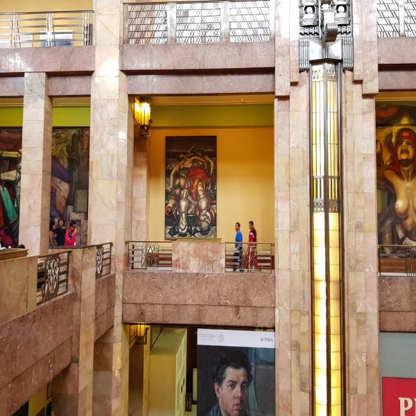 RECORRIENDO MX EN PALACIO DE BELLAS ARTES 9